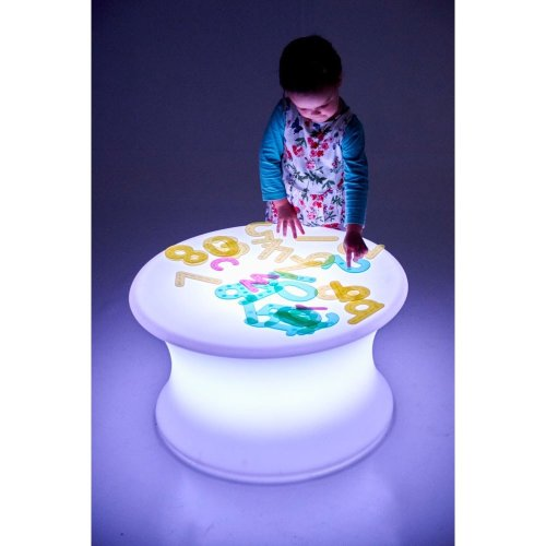 Childrens Sensory Mood Light Table (75557) - Nursery/Early Years