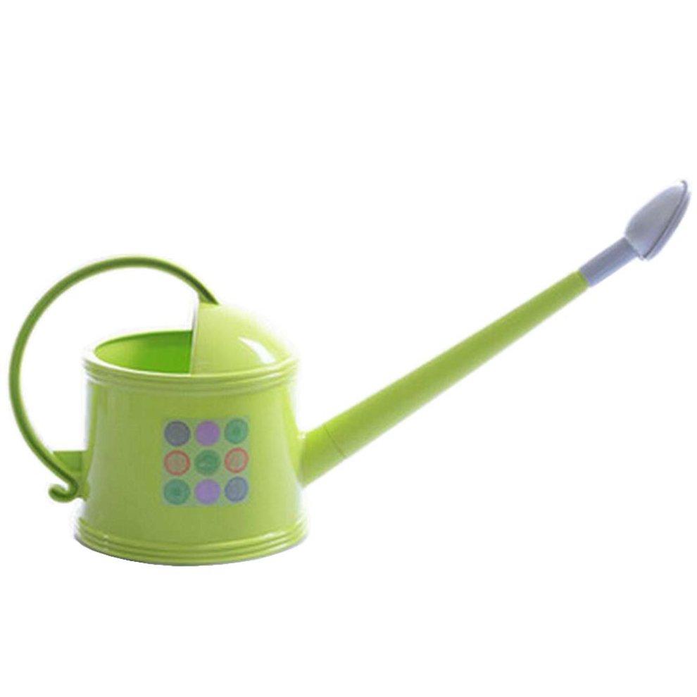Green Detachable Long Spout Watering Pot Can
