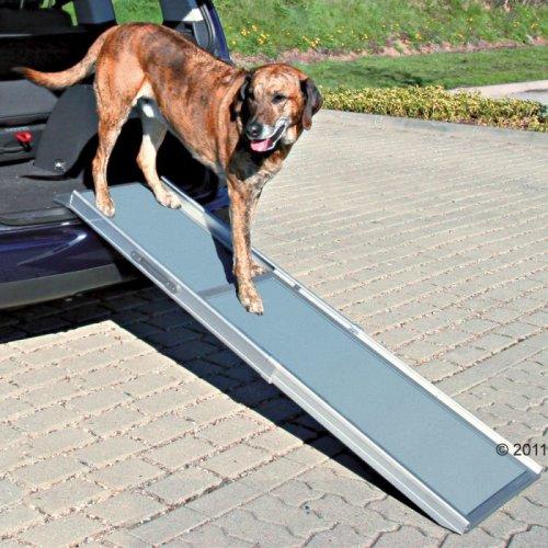 Telescopic Foldable Dog Ramp Car Non-slip Waterproof Sturdy