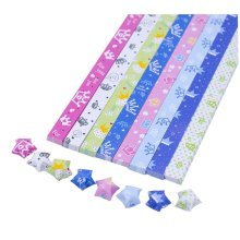 Origami Stars Papers Package 370 Sheets