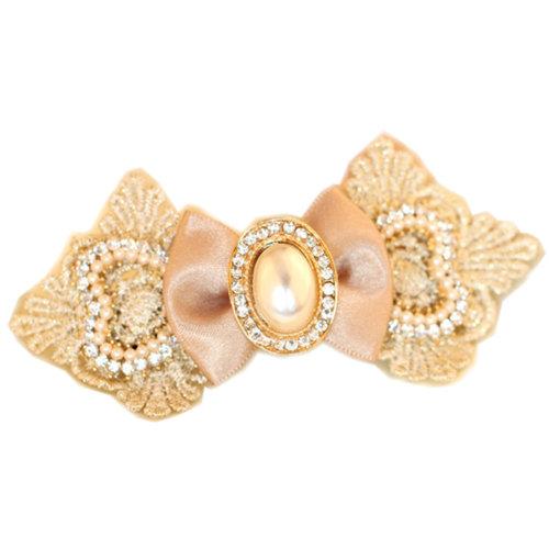 Elegant Beads Hair Claw Fashion Hair Clip Creative Hair Claw/Hairpin