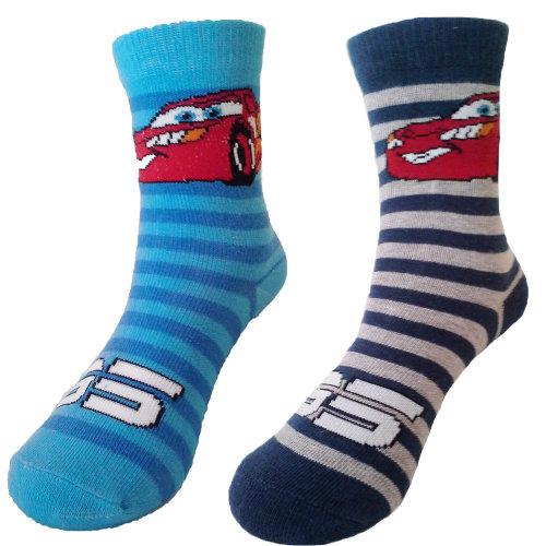 Cars Socks - Pack of 2