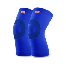 Knee Sleeve Protect Your Knee,Inside with a Spring to Prevent Slipping -Blue