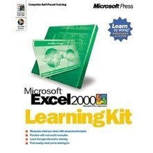 Excel 2000 Learning Kit (step by Step)