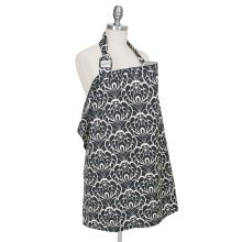 Bebe Au Lait Premium 100% Cotton Nursing Cover Tribeca - Breastfeeding Apron 16 -  bebe au lait breastfeeding apron nursing cover 16 designs available