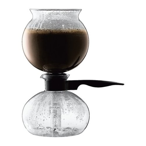Bodum 1208-01 Pebo Vacuum Coffee Maker