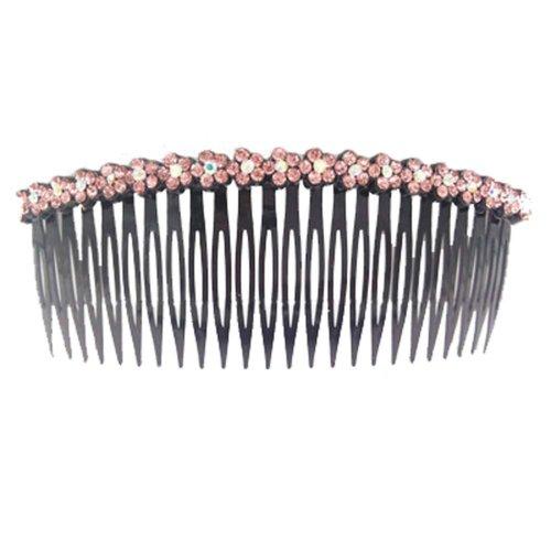 Hair Accessories Hairpin Comb Bangs Chuck Top Jewelry Card Edge Rhinestone