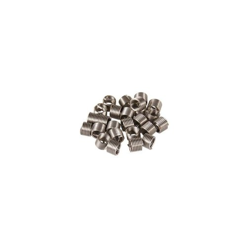 Helicoil Type Thread Inserts - M6 x 1.0mm x 1D 25pk