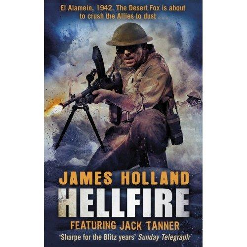 Hellfire (Jack Tanner Book 4)