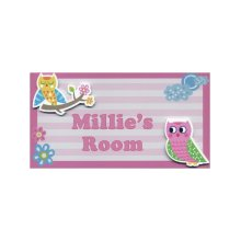 Millie My Room Sign