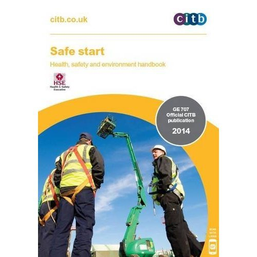 Safe Start: Health, Safety and Environment Handbook (Ge707/14)