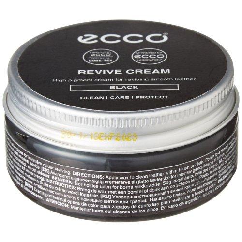 ECCO Unisex-Adult Revive 50ml Cream, Black, 50.00 ml