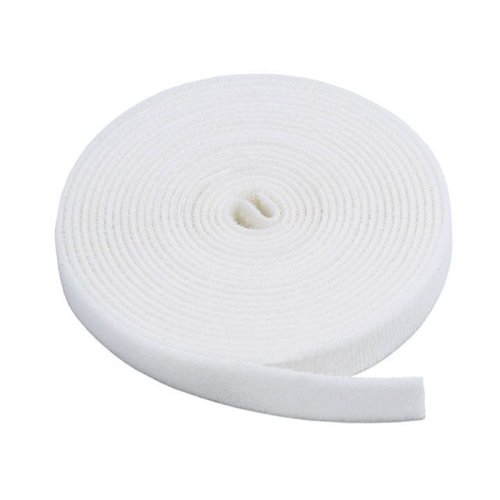 VELCRO® Hook and loop ONE-WRAP® double sided Strap White