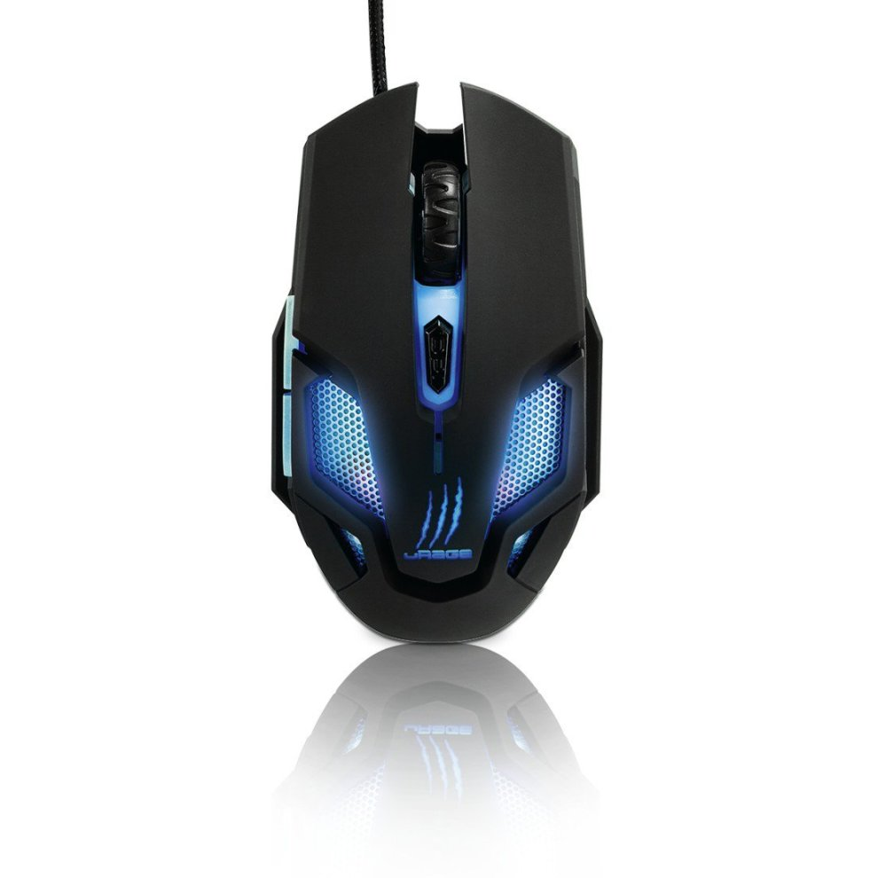e4479d5e70b Hama Urage Reaper 3090 PC Mouse, PC/Mac, 2 Ways on OnBuy