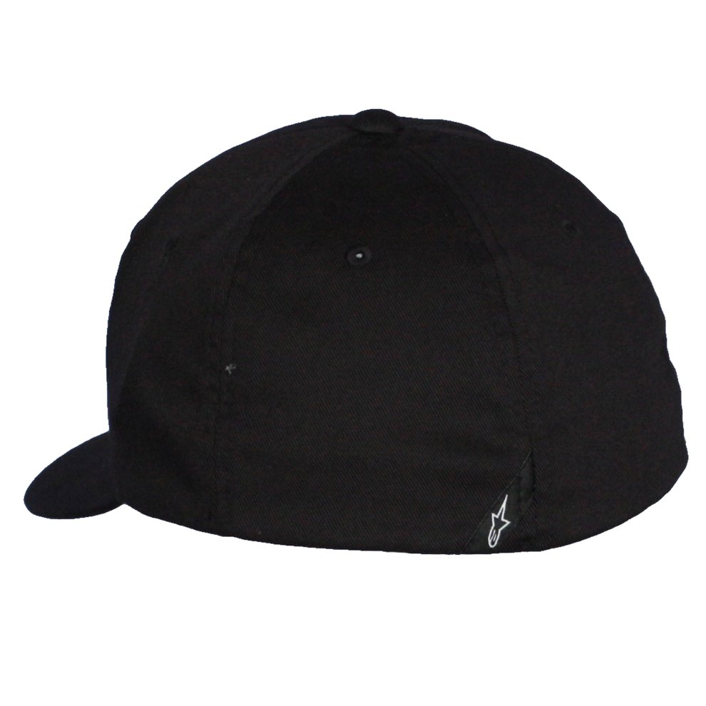 4458f4250773e ... Alpinestars Flexfit Curve Cap ~ Corp Shift2 black black - 1.