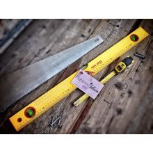 Personalised Spirit Level - 60cm - With Any Message