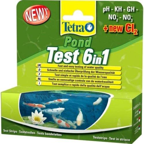 Tetra Pond 6 In 1 Test Strips