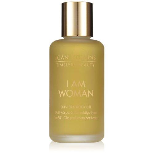 Joan Collins Timeless Beauty I Am Woman Luxury Skin Silk Body Oil 100 ml