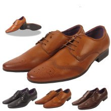 Crompton Men's Lace-Up Formal Shoes