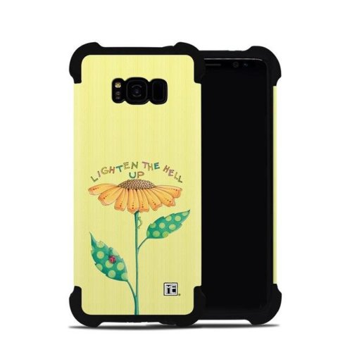 DecalGirl SGS8PBC-LIGHTENUP Samsung Galaxy S8 Plus Bumper Case - Lighten Up