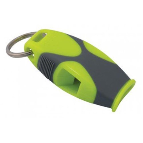 Fox 40 Sharx Whistle - Neon & Grey