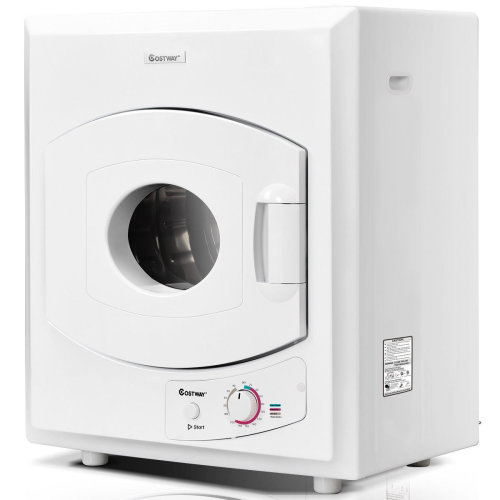 Compact Front Vented Tumble Dryer Free Standing Laundry Dryers