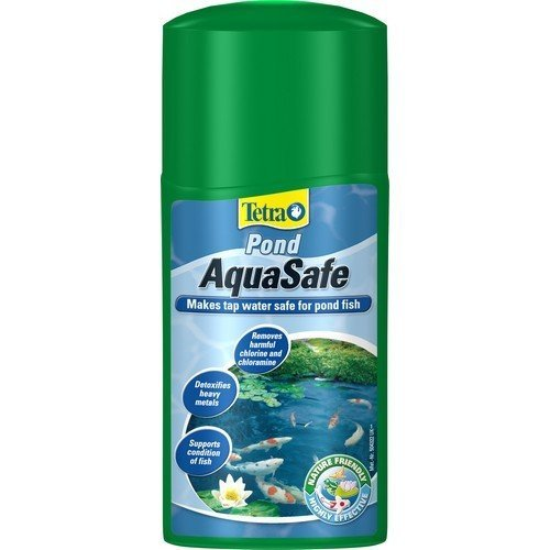 Tetra Pond Liquid Aquasafe Water