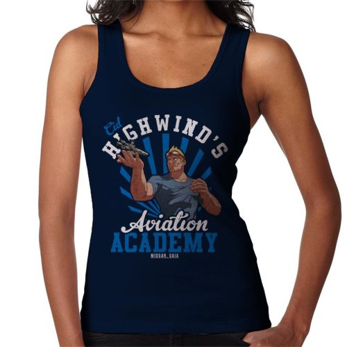 Cid Highwinds Aviation Academy Women's Vest