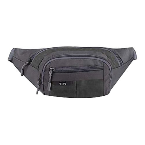 High-grade Durable Sports&Outdoor Pockets Waist Packs Small Backpack (Black)
