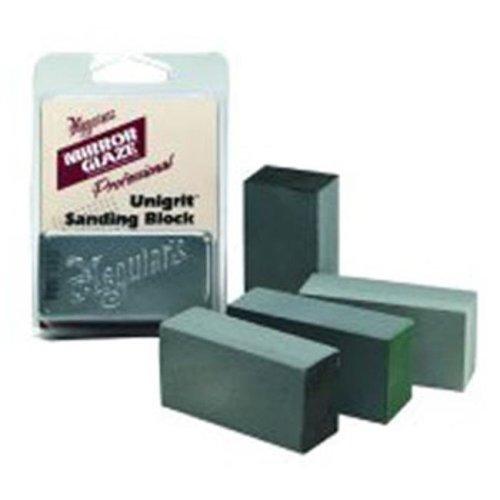 Meguiars K2000 UNIGRIT Sanding Block - 2000-Grit