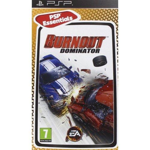 Burnout Dominator Essentials Edition Sony PSP Game