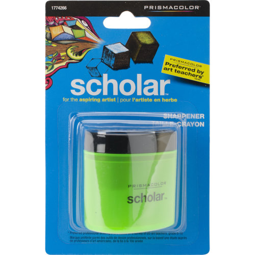 Prismacolor Scholar Pencil Sharpener-