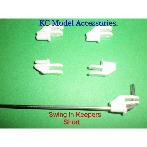 Servo Swing in Keepers Short 2mm x 4pcs