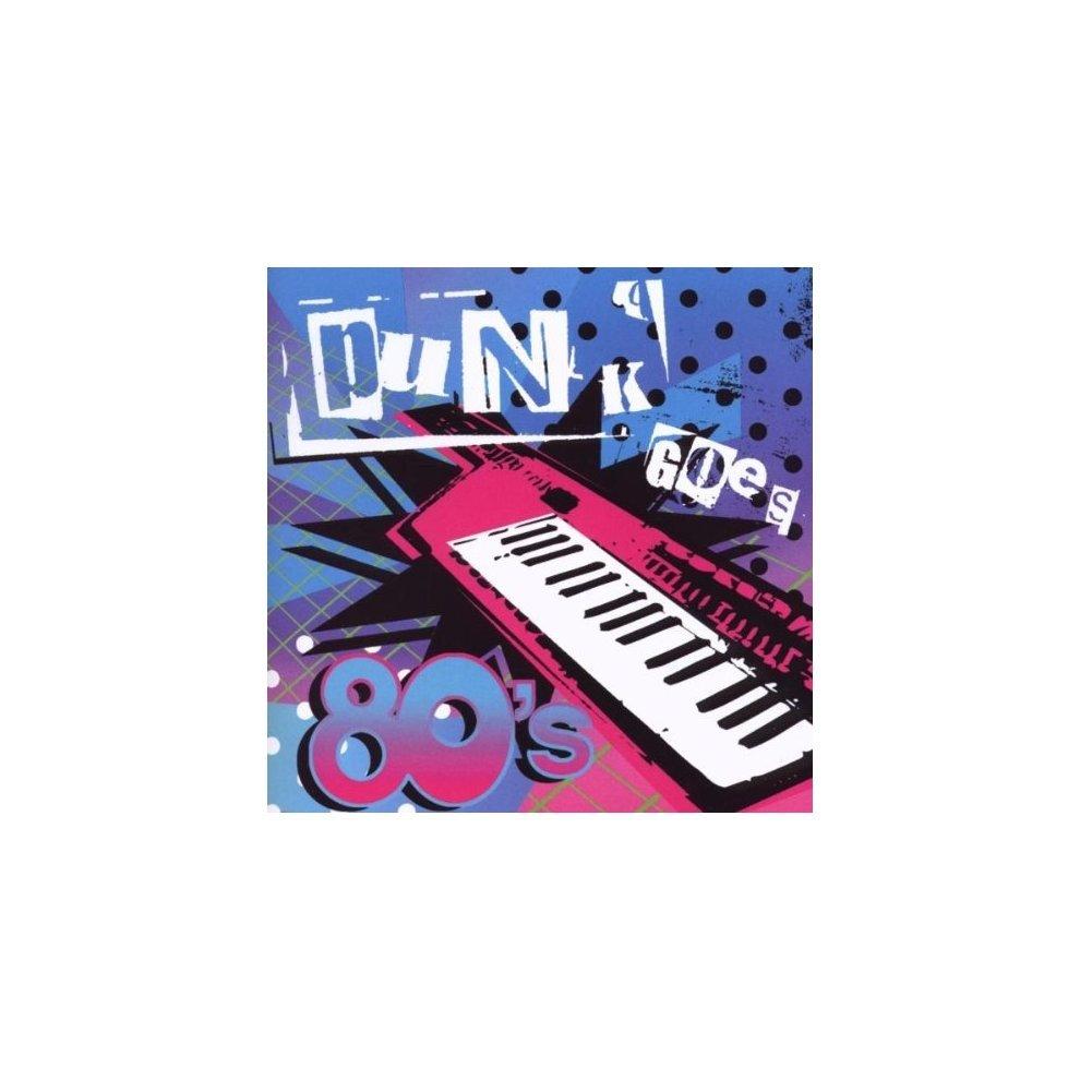 Punk Goes 80s CD