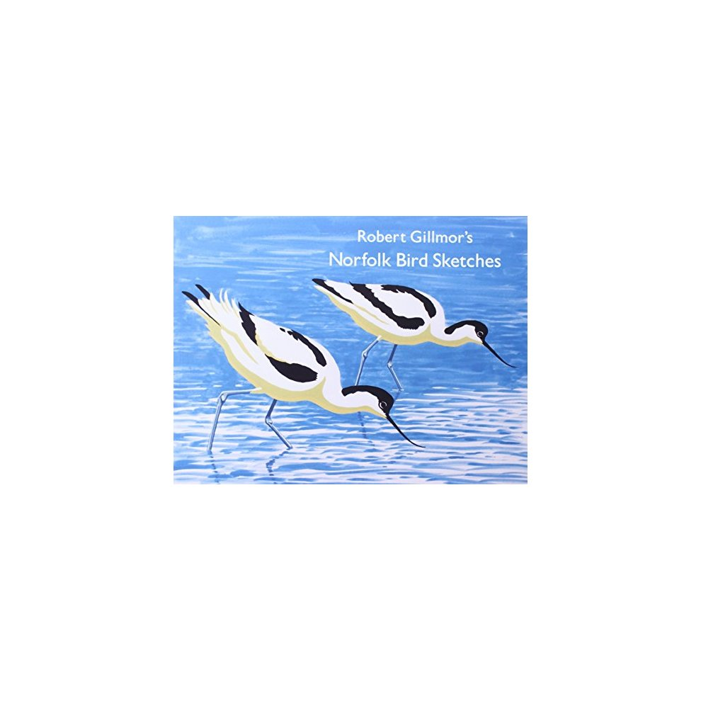ISBN 9781910001035 product image for Robert Gillmor's Norfolk Bird Sketches | upcitemdb.com