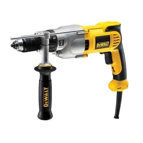 DeWalt DWD524KSL Hammer Drill 13mm 2 Speed Keyless Chuck 1100 Watt 110 Volt