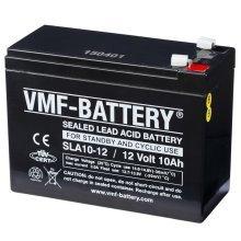 VMF AGM Battery Standby and Cyclic 12 V 10 Ah SLA10-12