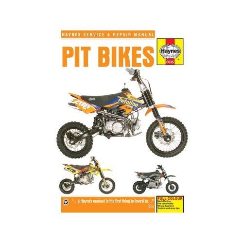 Motorcycle Manual - Pit Bikes