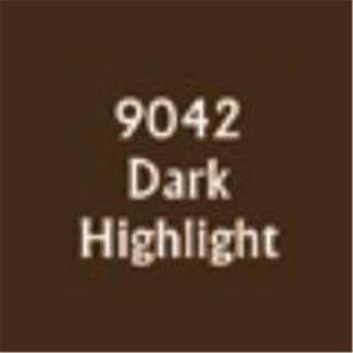 Reaper Miniatures REM09042 0.5 oz Master Series Paint Dropper Bottle, Dark Skin Highlight