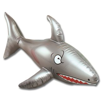 Bristol Novelty Inflatable Shark