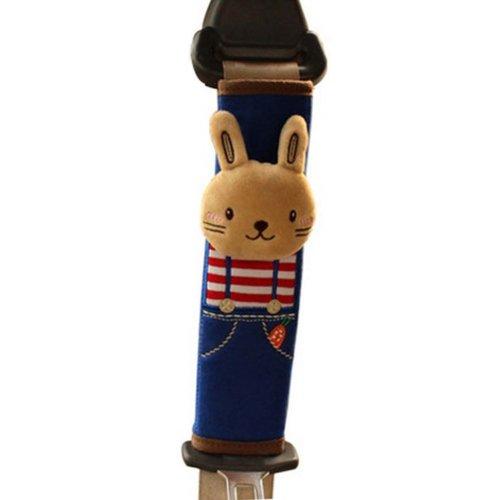 1 Pairs Automotive Belts Shoulder Pads Automotive Interior Supplies ,Rabbit
