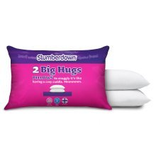 Slumberdown Big Hugs Pillows x2