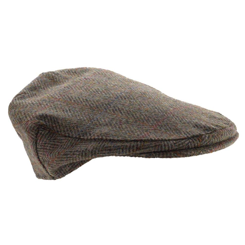 9d00082f Lambland Mens Traditional Harris Tweed Cap on OnBuy