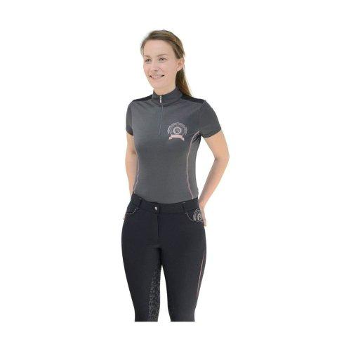 HyFASHION Womens/Ladies Eliza Sports Shirt