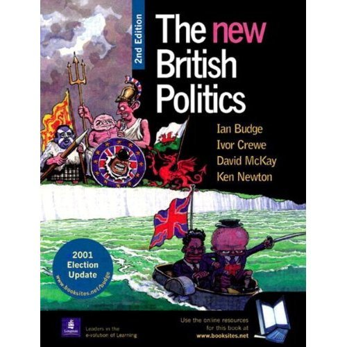 The New British Politics, 2nd Ed.