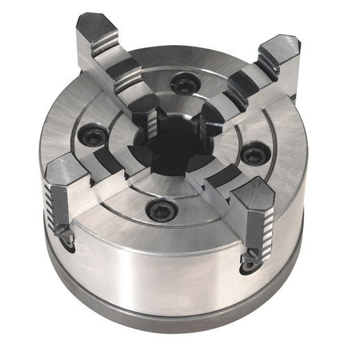 Sealey SM27FJC 4 Jaw Independent Chuck with Back Plate