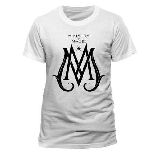 cf2126a9 Men's Crimes of Grindelwald Ministry Deco Logo T-Shirt on OnBuy