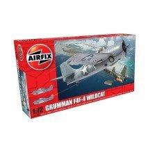 Air02070 - Airfix Series 2 - 1:72 - Grumman F4f-4 Wildcat