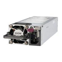 Hewlett Packard Enterprise 865408-B21 500W Grey power supply unit
