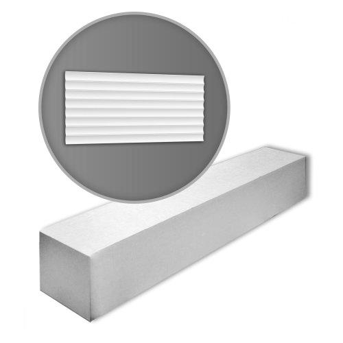 Orac Decor W109-box MODERN VALLEY 3d wall panels 1 Box 18 pieces | 36 m